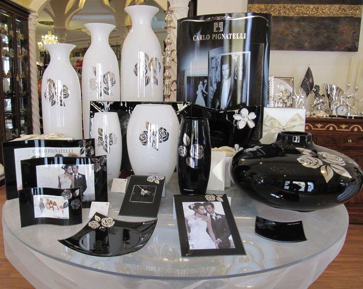 Bomboniere e oggettistica nella Galleria D'Arte Scarano