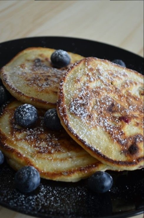 Blueberry Pancakes | Recipes | The Windmill Bakery