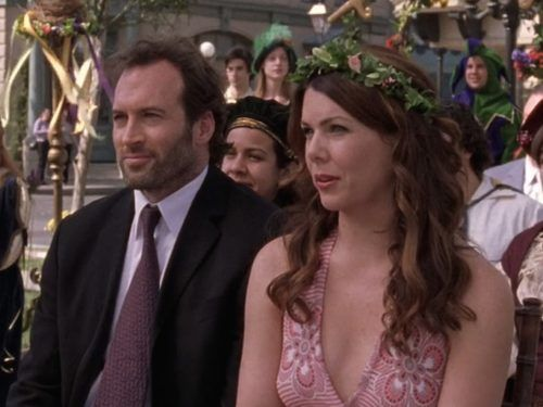 "Did Scott Patterson give away something major about ""Gilmore Girls'"" Luke and Lorelai?"
