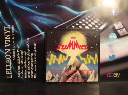The Summit Rock Compilation LP Album NE1067 Rock 70's ELO Zeppelin Floyd Clapton Music:Records:Albums/ LPs:Rock:Progressive