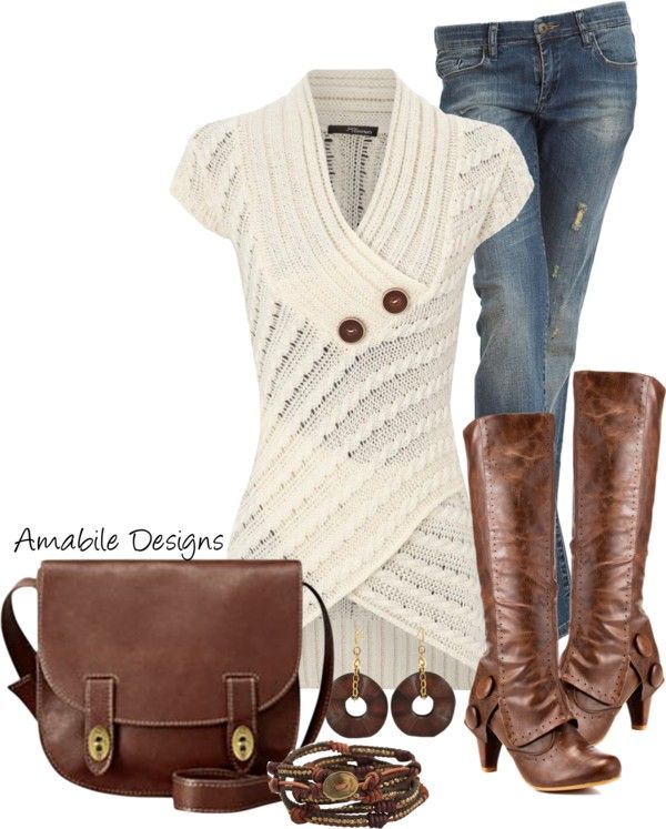 """Weekend day date"" by amabiledesigns on Polyvore"