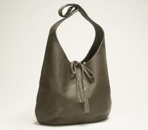 B | Y Leather Bibi 100% genuine leather bag