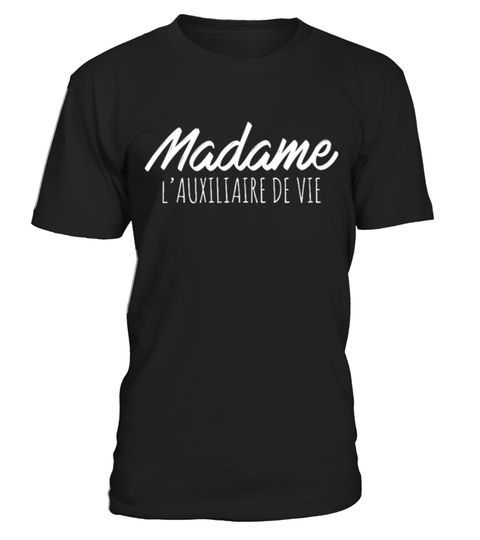 Madame L'auxiliaire de vie - ref.MB001