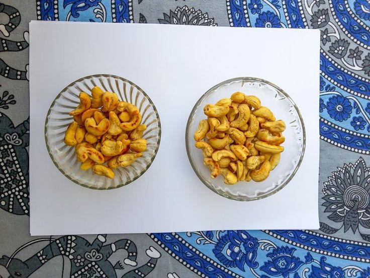 Easy Thai Glazed Cashew Nuts Recipe