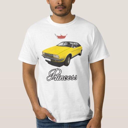 Austin Princess, Customizable (3x img) yellow #austin #morris #princess #leyland #automobile #classic #tshirt #70s #yellow