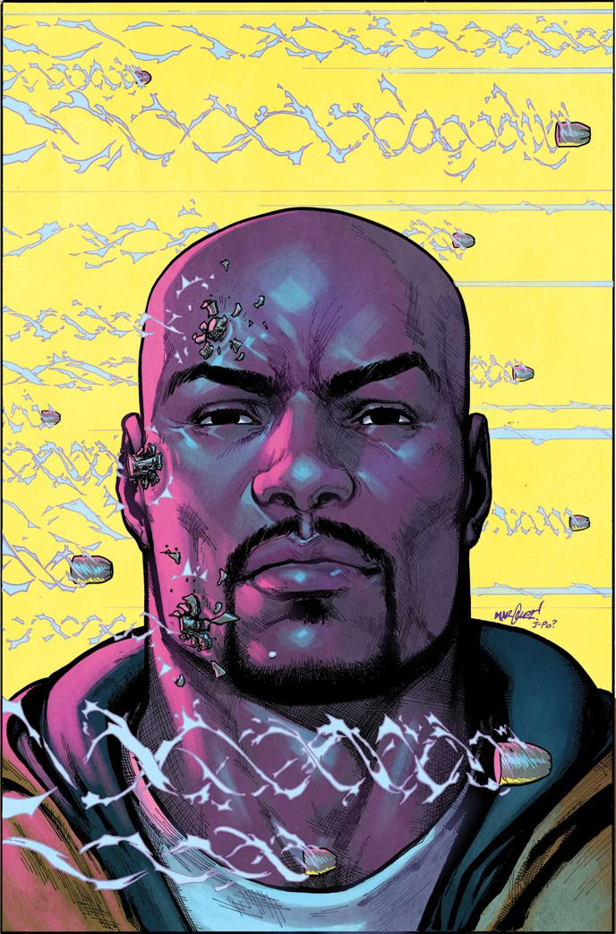 Defenders #5 - David Marquez, Colors: Justin Posnor