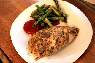 Baked Mustard Lime Chicken | I Was Born To Cook