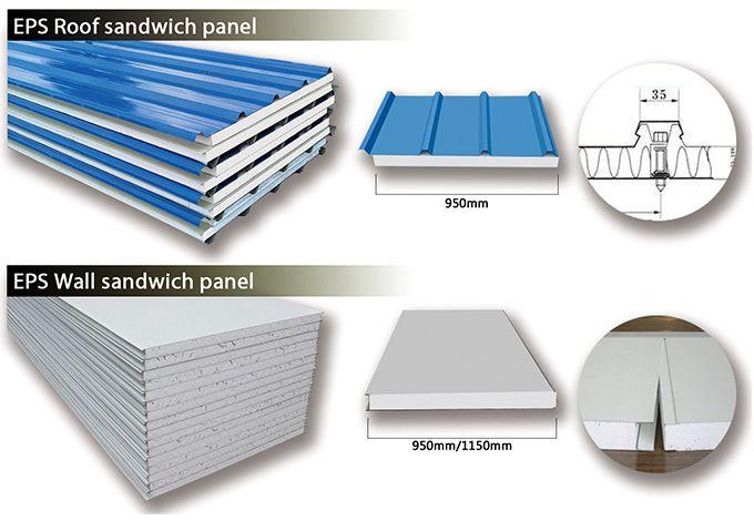 Foam Sandwich Panel In 2020 Paneling Metal Sheet Sandwiches