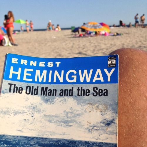 a book analysis of the old man and the sea by ernest hemingway Online literary criticism for ernest hemingway  a selective list of online literary criticism and analysis for the twentieth  the old man and the sea:.