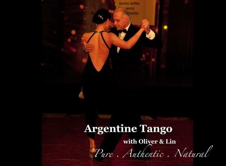 Tango Foundation Course in Zürich - March 2018 - Oliver Krstic