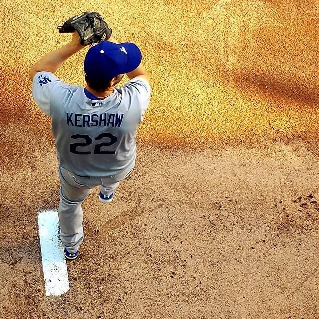 Clayton Kershaw - Los Angeles Dodgers