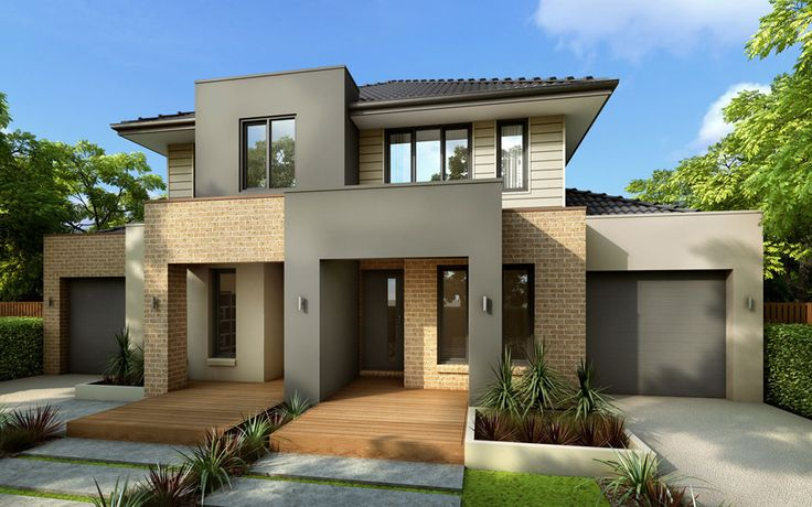 The grange home browse customisation options metricon for Duplex home designs melbourne