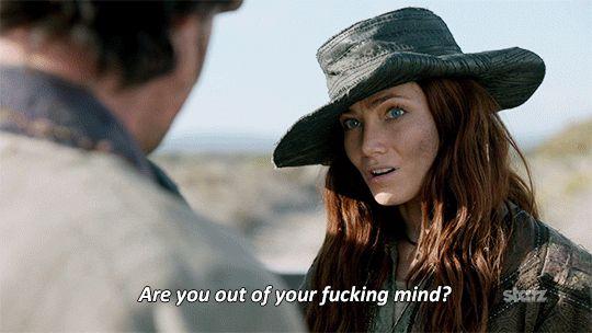 "cunnofathing: ""Anne Bonny (Clara Paget) - Black Sails """