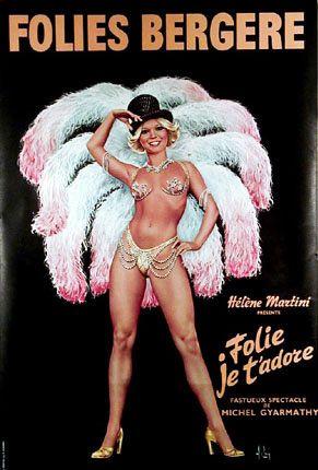 Jeudi 2 mai 2013 - Le 2 mai 1869, ouverture des Folies Bergere