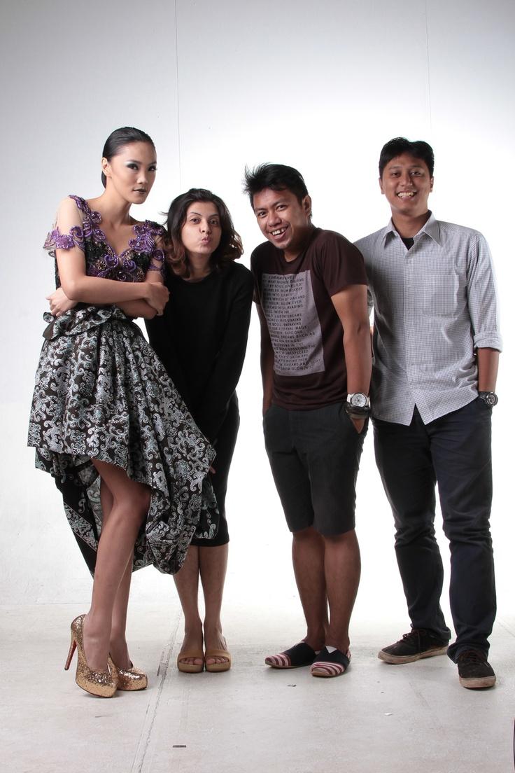 Photoshoot for June Issue of Majalah Kebaya Indonesia