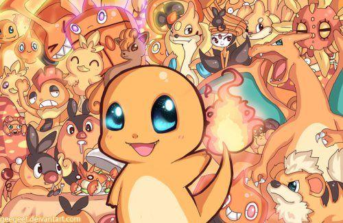Poké-party - A festa das cores dos Pokémons! - GEEKISS