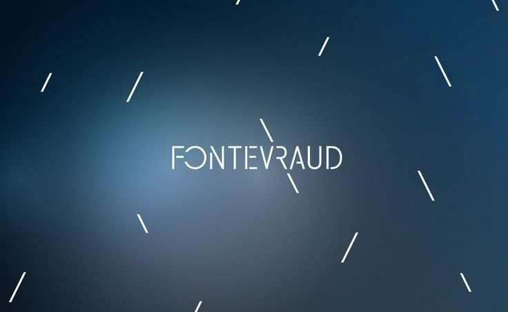 Conception de l'identité de marque de Fontevraud. Une abbaye, un hôtel, un restaurant, une scène culturelle...