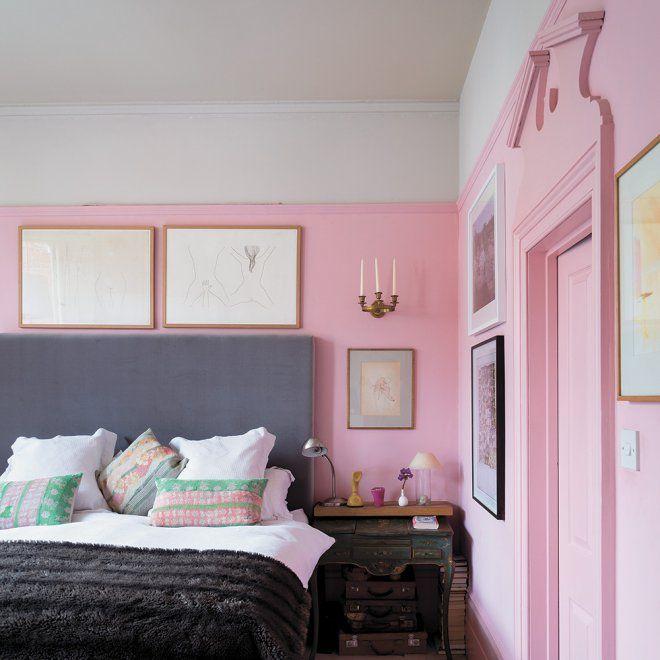 Farrow & Ball Pink Room