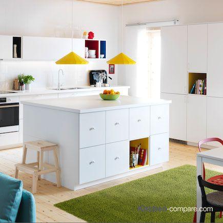 13 best Ikea Kitchens images on Pinterest Independent kitchen - neue küche ikea
