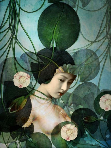 'Tangled'by Catrin Welz-Stein.°