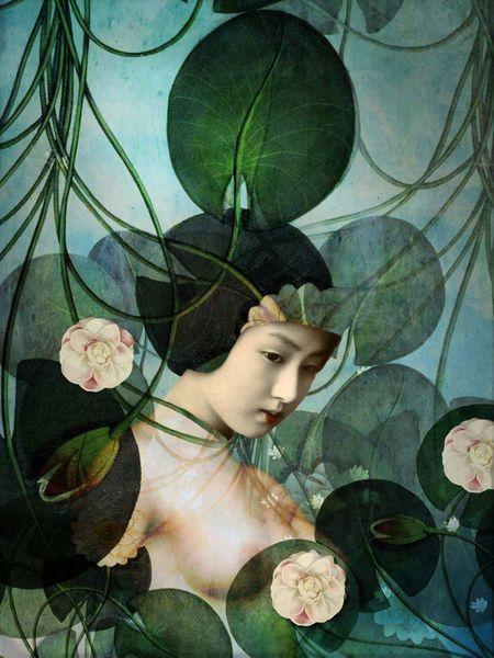 'Tangled'by Catrin Welz-Stein.°
