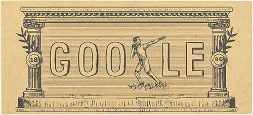 120th Anniversary of First Modern Olympic Games