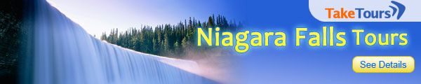 3-Day Niagara Falls, Washington DC, Philadelphia, Watkins Glen Tour from New York $132