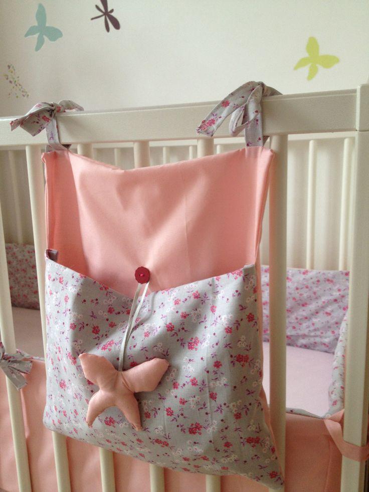 Tour de lit et sac range pyjama                                                                                                                                                                                 Plus