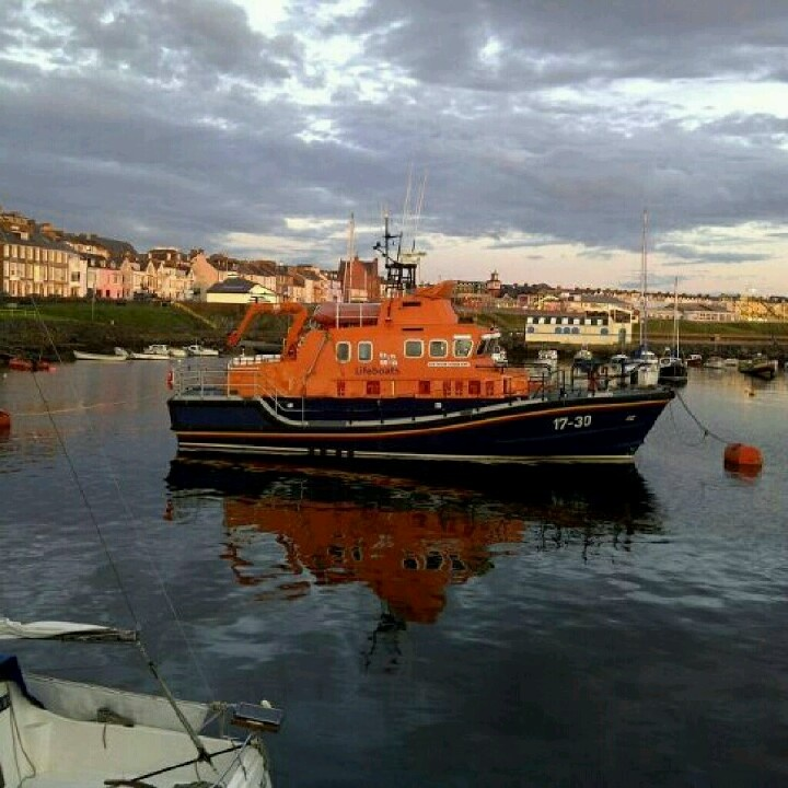 Portrush Harbour, North Coast,Northern Ireland