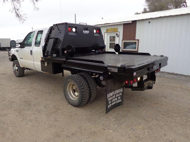 Alameda Cake Feeder Custom Truck Beds Trailers For Sale Work Lights