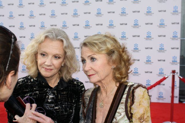 Hayley Mills and Juliet Mills - I loved them both.
