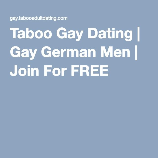 Free gay dating lines