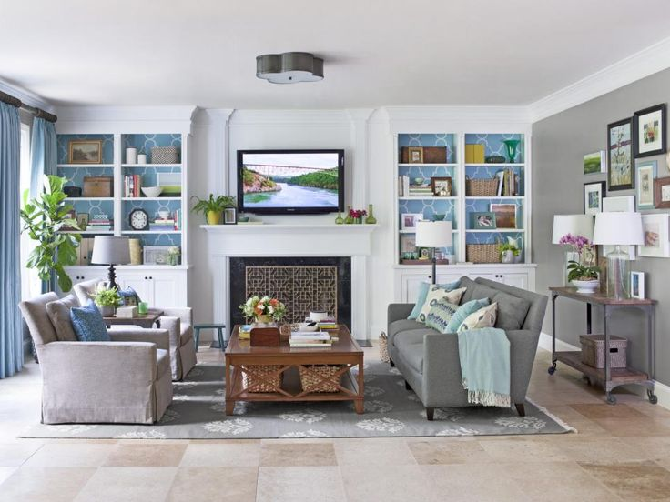 17 best images about before after on pinterest miss for Hgtv family room makeover