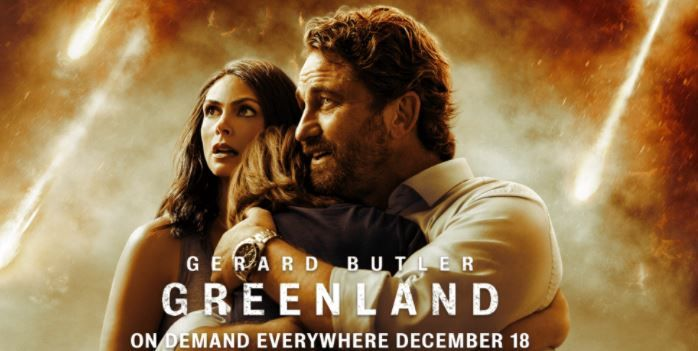 Greenland Movie Website Gerard Butler Film