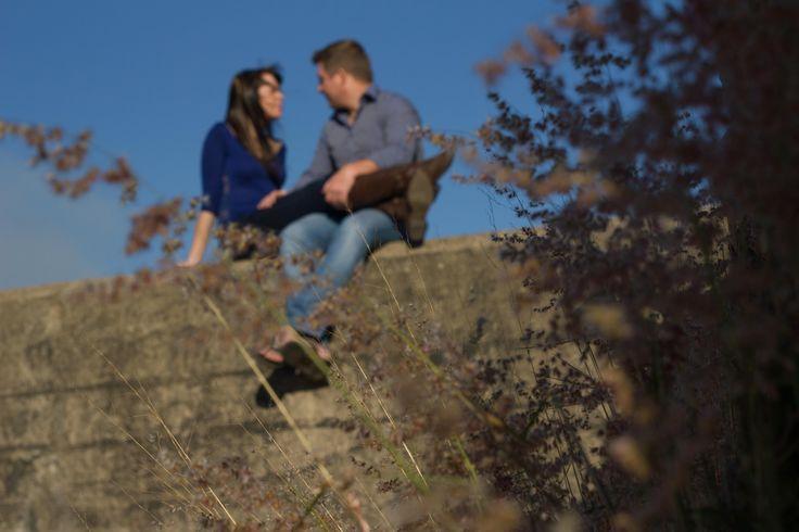 Our engagement shoot, Modderfontein Reserve, Johannesburg