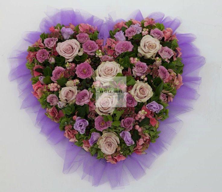 #open heart win & Jim flowers