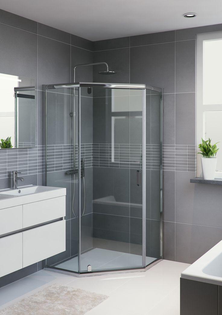 meer dan 1000 idee n over douchecabine op pinterest douchekoppen en douche deuren. Black Bedroom Furniture Sets. Home Design Ideas