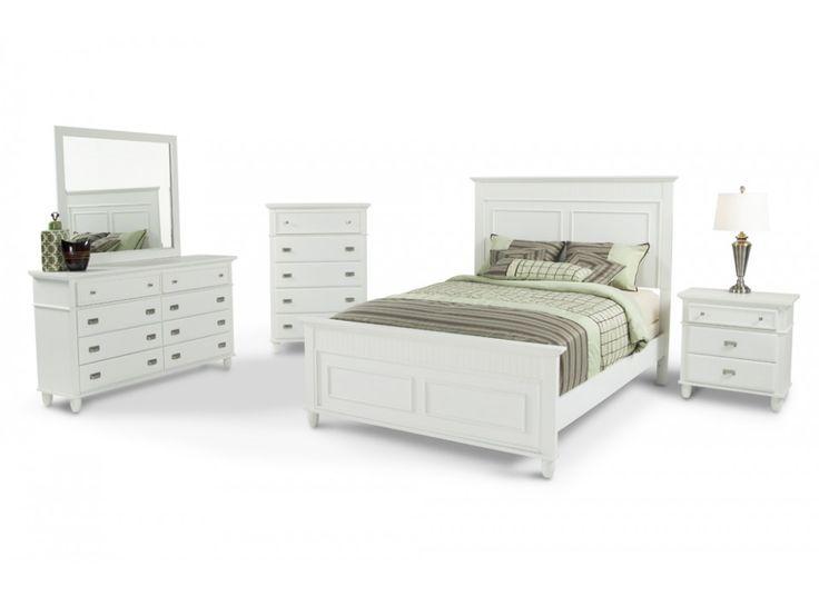 Best 25 discount bedroom sets ideas on pinterest for Anthony baratta luna upholstered bed