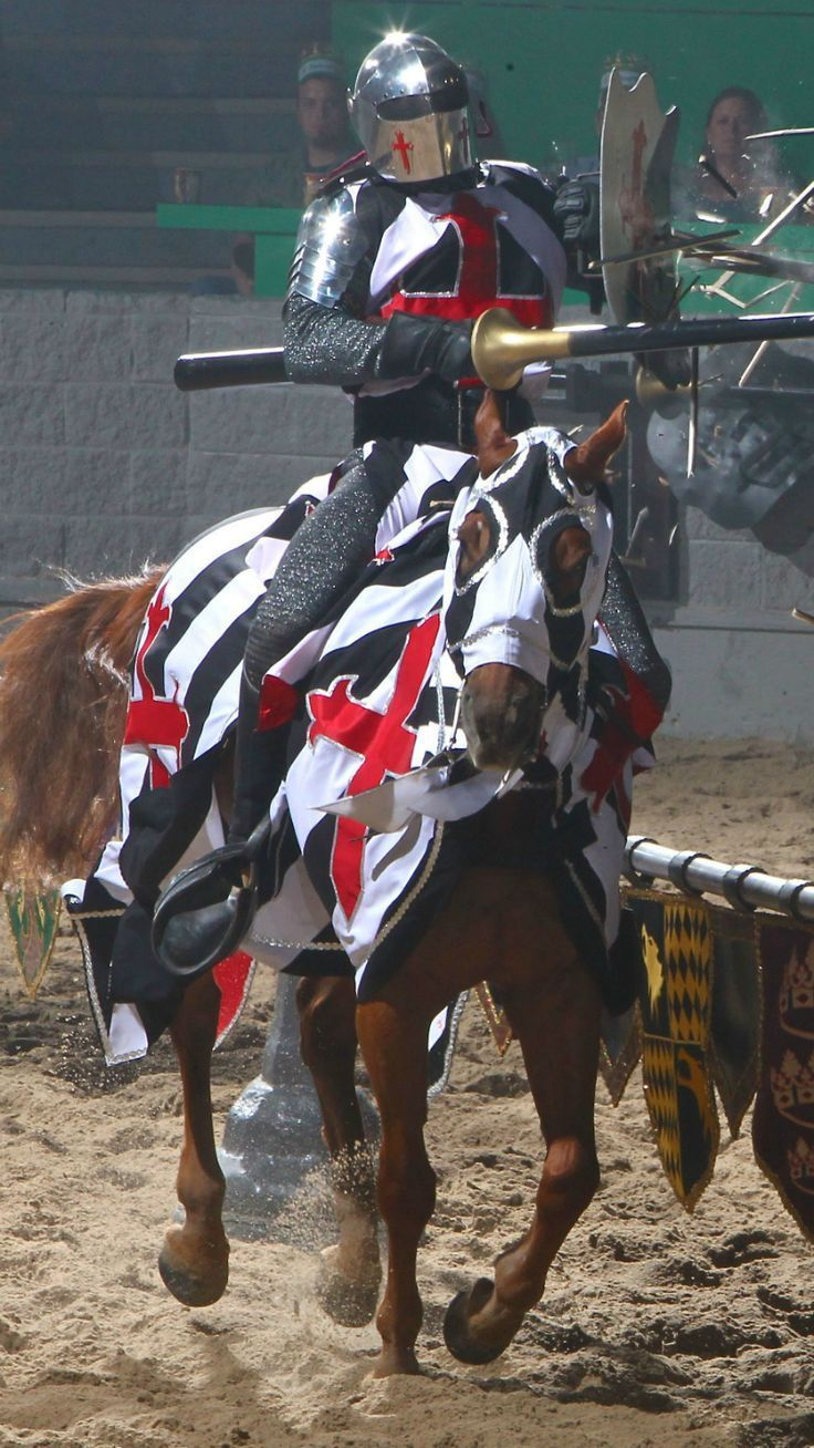 Jousting At Medieval Times Dinner And Tournament In Buena Park California Ad Medieval Times Dinner Medieval Times Travel Inspiration Wanderlust