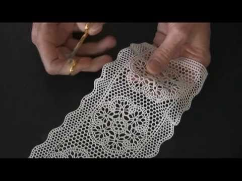 edible lace. really. I'm not joking!
