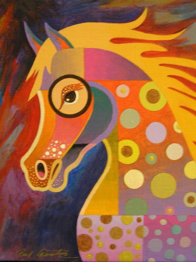 More equine art & inspirations: www.StajniaSztuki.pl   Autor: Bob Coonts