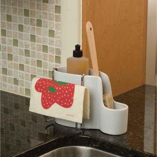Kitchen Sink Caddy Stuff I Gotta Get Pinterest Kuche
