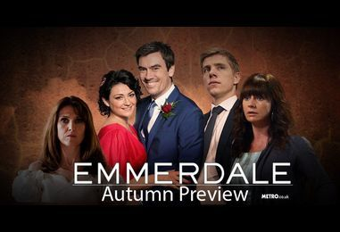 Autumn preview: Death, Emma exit, Robron reunion and 10 more Emmerdale spoilers