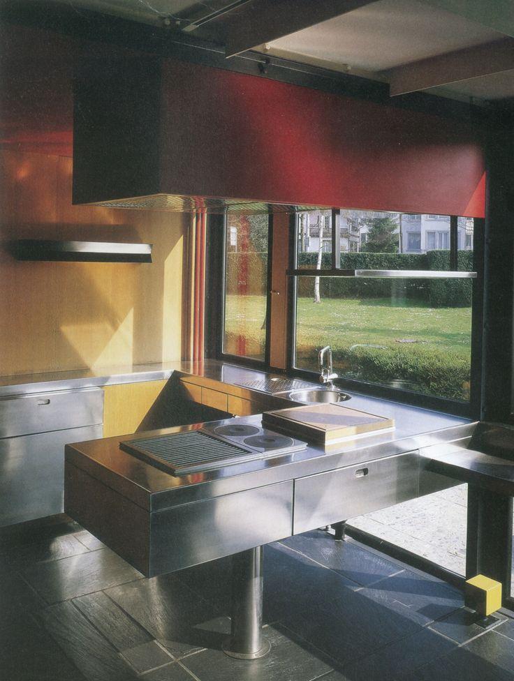 le corbusier kitchen - Google Search | Architecture and ...