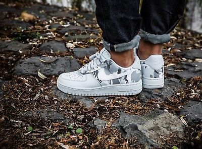 Nike Air Force 1 One Lv8 Country Camo Pack Men S Shoes Lifestyle Comfy Sneakers Sneakers Nike Air Force Air Force