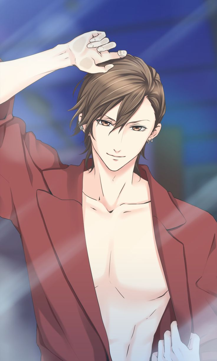 Kyohei Rikudoh 1/3  CG from Our First Birthday Together