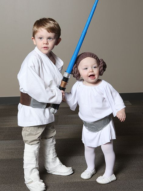 This will be perfect for Luke and his baby sissy next Halloween!!!!