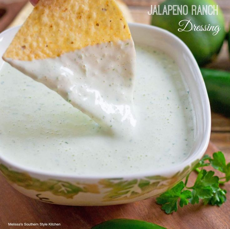 1000+ ideas about Jalapeno Ranch Dressing on Pinterest | Deep Fried ...