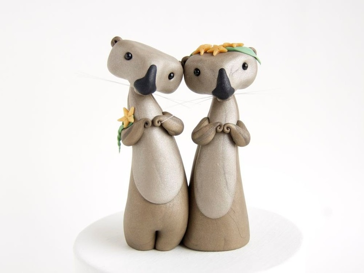 Beach Cake Toppers Wedding Cakes
