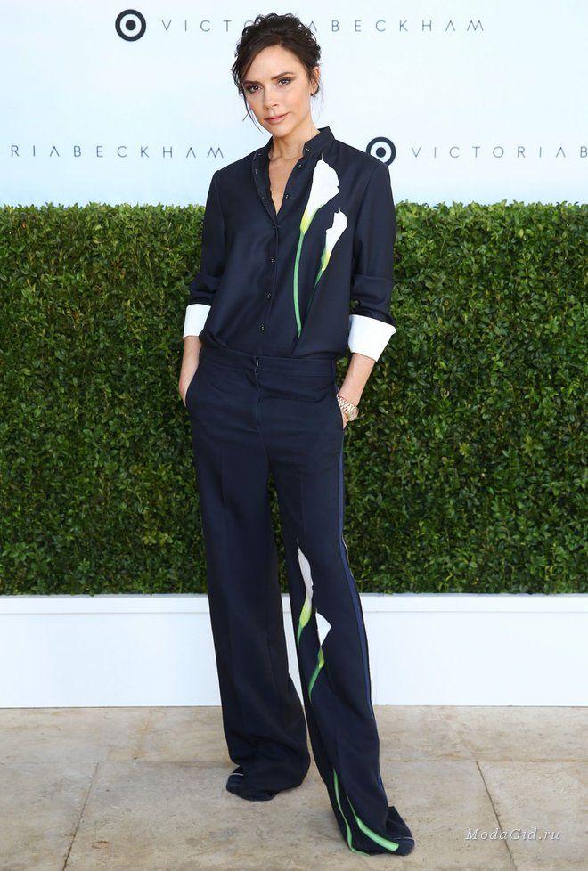 Джессика Альба, Наоми Харрис, Кейт Мара и другие знаменитости на ланче Victoria Beckham for Target 2017 в честь запуска новой коллекции.